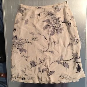 A pretty skirt